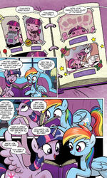 Comic issue 40 page 2