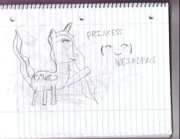 File:FANMADE Princess Weirdface.jpg
