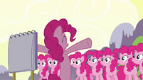 Pinkie Pie 'Excellent!' S3E03