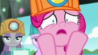 """Pinkie Pie panicking """"they're not bonding!"""" S7E4"""