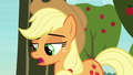 "Applejack ""she already has experts"" S7E9.png"