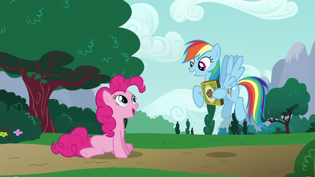 "File:Pinkie Pie ""everypony at once?!"" S6E15.png"
