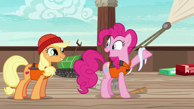 """File:Pinkie Pie """"that's the spirit!"""" S6E22.png"""