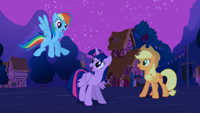 File:Rainbow happy for Alicorn Twilight S3E13.png