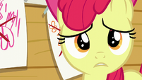 "Apple Bloom ""Of course, I'm allergic"" S6E4"