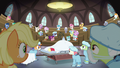 Applejack and Granny Smith in a surgery theater S6E23.png