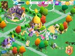 Gameloft picture of My Little Pony mobile game with Sunset Shimmer