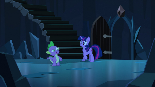 File:Spike 'Just staring at that wall' S3E2.png
