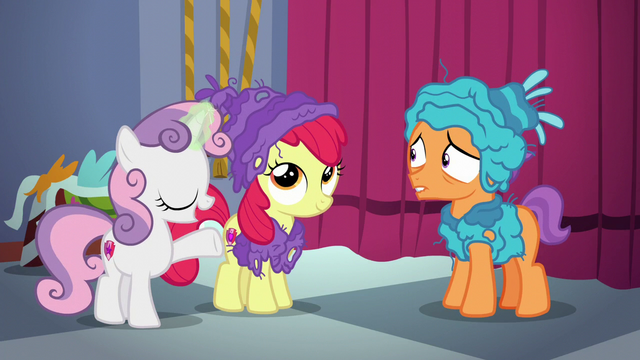 """File:Sweetie Belle """"you'll be just fine!"""" S6E4.png"""
