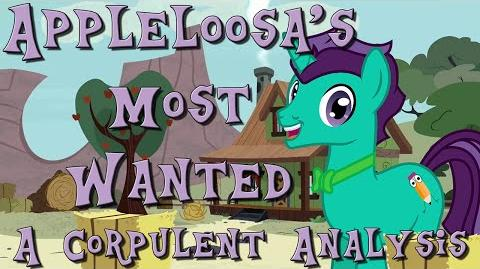 Appleloosa's Most Wanted - A Corpulent Analysis