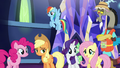 """Fluttershy """"sorry if we made you feel left out"""" S5E22.png"""