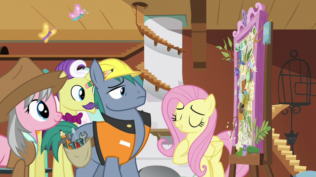 File:Fluttershy explains her vision to the experts S7E5.png