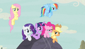 """Pinkie """"I know smiles"""" S5E1.png"""