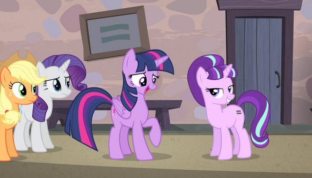 """File:Twilight """"yes, but Twilight is fine"""" S5E1.png"""