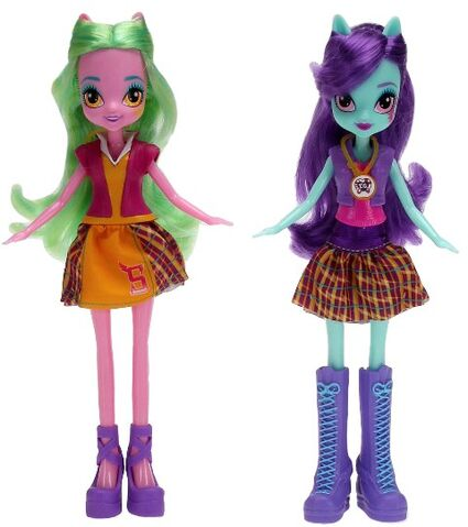 File:Friendship Games School Spirit Lemon Zest and Sunny Flare dolls.jpg