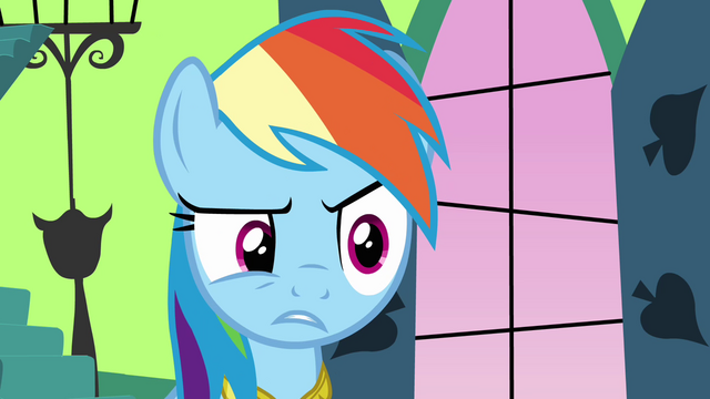 File:Rainbow Dash creeped out S03E10.png