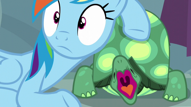 File:Rainbow hears Tank snoring S5E5.png