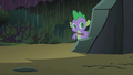 Spike arriving to the cave S1E24.png