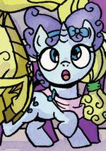 FIENDship is Magic issue 3 Julia's ancestor