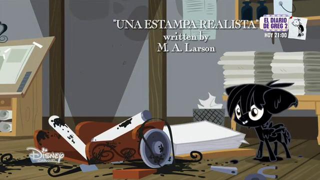 File:S5E9 Title - Spanish (Spain).png