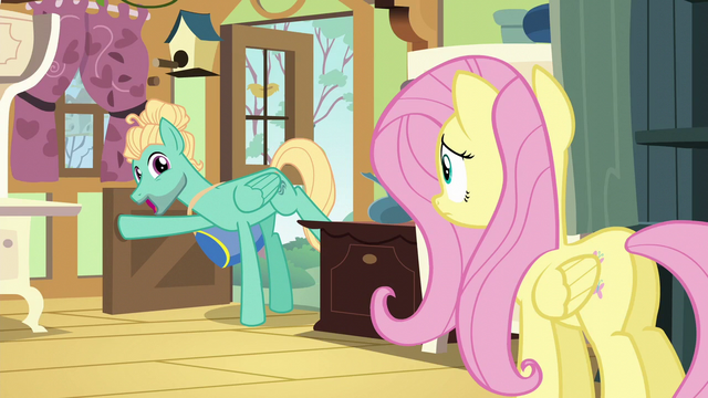 File:Zephyr Breeze appears at Fluttershy's door S6E11.png