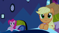 Applejack and Pinkie Pie in bed S5E13.png