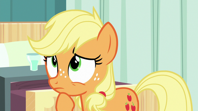 File:Applejack thinking to herself for a moment S6E23.png