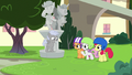 Cutie Mark Crusaders proud of Chipcutter S7E6.png