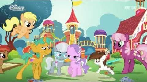 MLP Das Pony das ich gern wär - Reprise (The Pony I Want to Be - Reprise) German