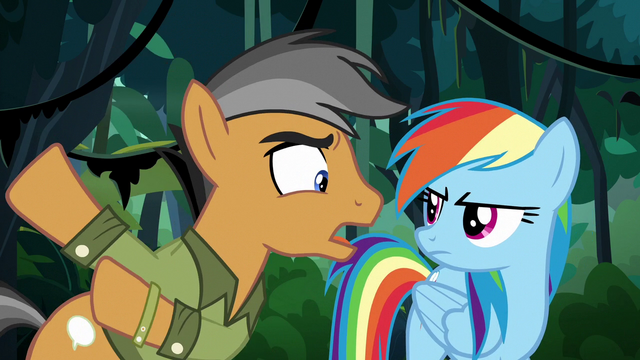 """File:Quibble Pants """"I said go around him!"""" S6E13.png"""