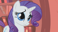 Rarity sad face S01E08
