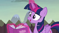 "Twilight ""we can find some common ground"" S5E23"