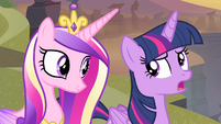 Twilight 'I have never considered' S4E11