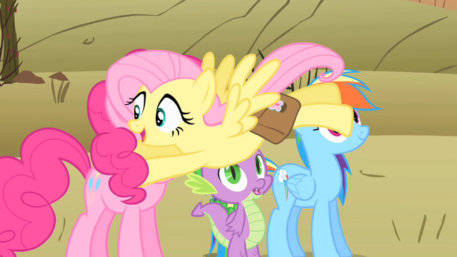 """File:Fluttershy """"Pinkie!"""" S1E21.png"""