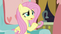 """Fluttershy """"you're acting so normal"""" S7E12"""
