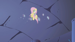 Fluttershy and elements of harmony stone S01E02