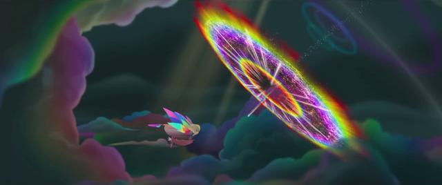 File:Sonic rainboom near rainbow airship MLPTM.png