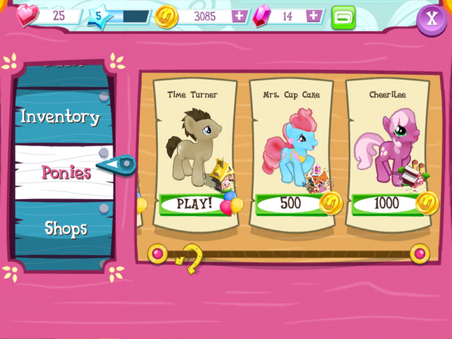 File:Buying Mrs Cupcake MLP Game.png