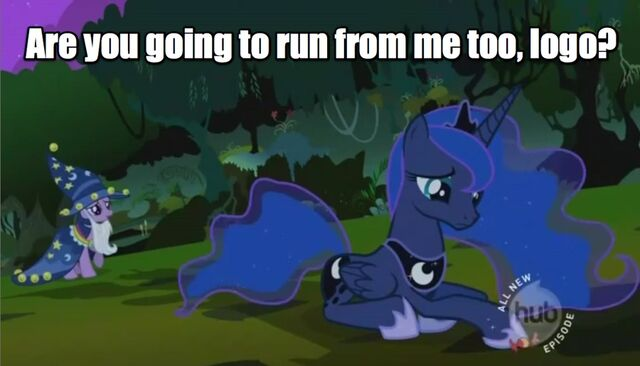 "File:FANMADE Luna ""Are you going to run from me too, logo"".jpg"
