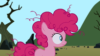 Filly Pinkie after the Sonic Rainboom S01E23