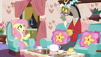 """Fluttershy """"pretty much everything else"""" S7E12"""