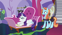 """Rarity """"I miss her so much!"""" S7E6"""
