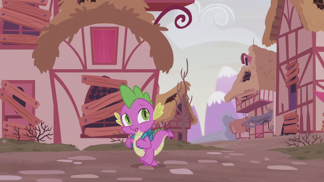 "File:Spike ""getting a bad feeling about this"" S5E25.png"