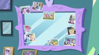 Twilight Sparkle's friendship mirror S7E1