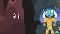 Ember watching Spike's heroism S6E5.png