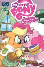 Friends Forever issue 1 cover A