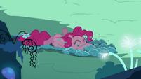 Pinkie Pie clone on the ground S3E03