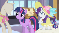 Rarity yes S2E9