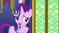 "Starlight ""still trying to find my way around"" S6E1"
