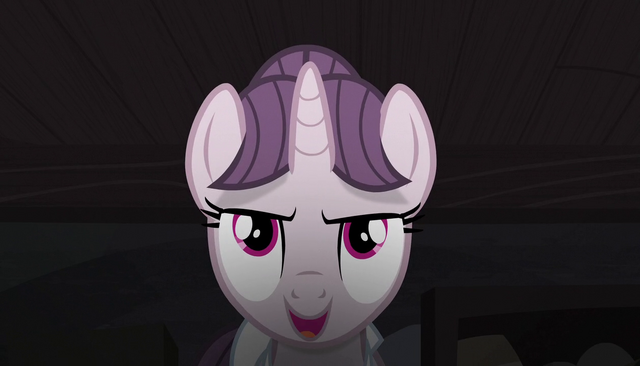"""File:Sugar Belle """"what's about to happen"""" S5E1.png"""